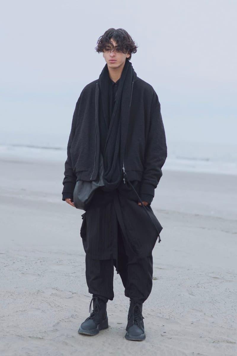 JULIUS Fall Winter 2020 [ DUKKHA; ] Collection Lookbook Release Info
