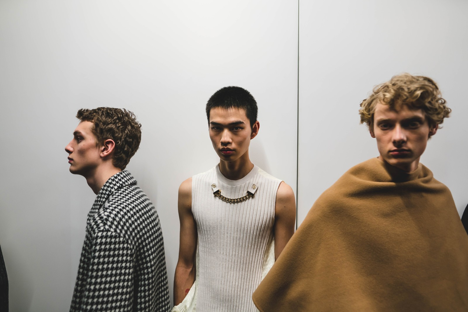 JW Anderson Fall/Winter 2020 Collection fw20 paris fashion week runway shows backstage