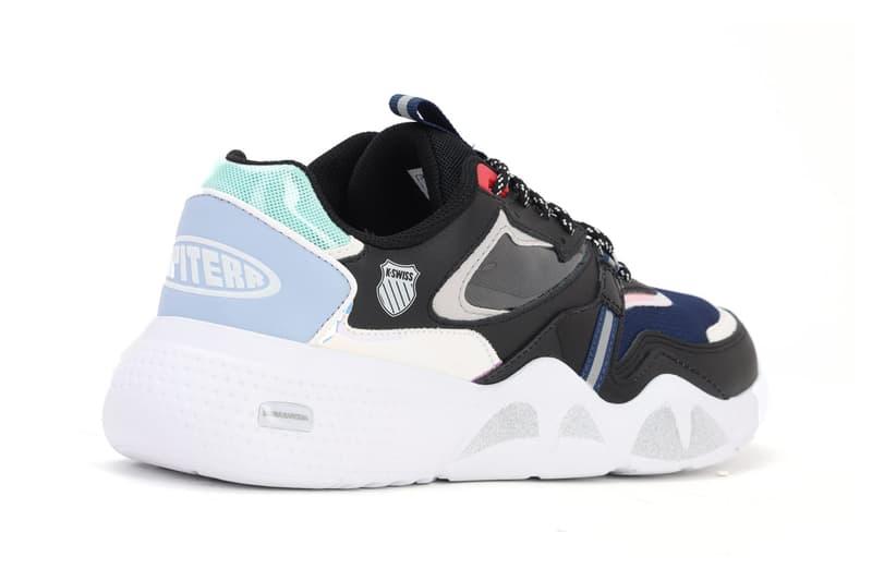 k swiss kswiss luisaviaroma lil jupiter liljupiter liljupiterr cr terrati sneaker collaboration sneakers shoes