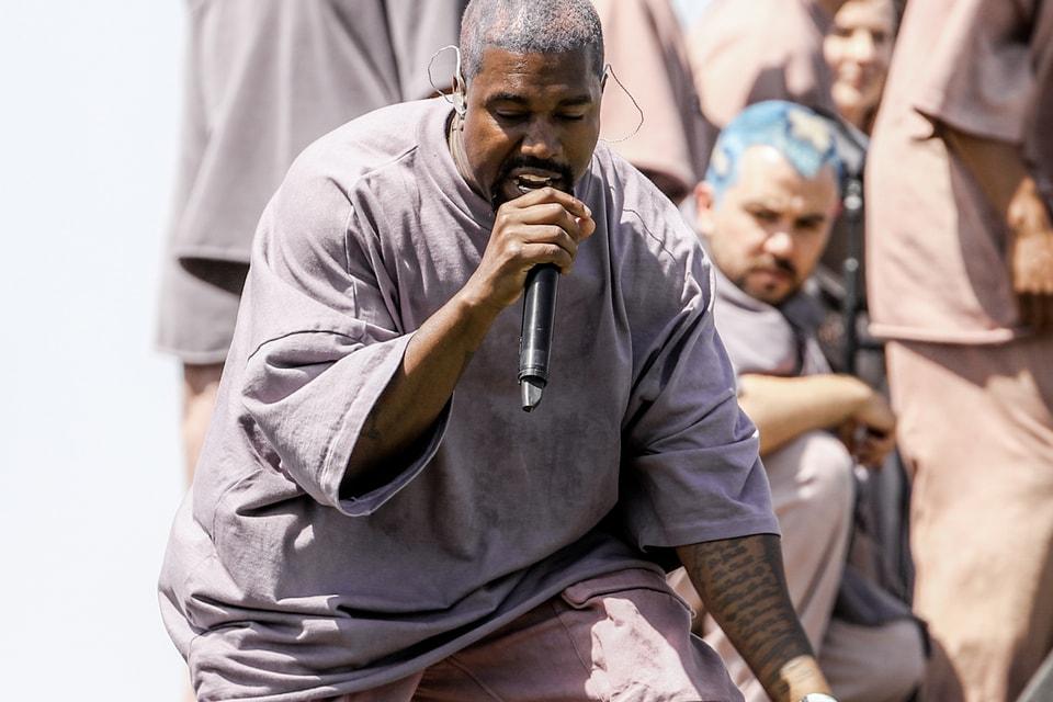 Kanye West Reportedly Plotting European & African Sunday Service Tour