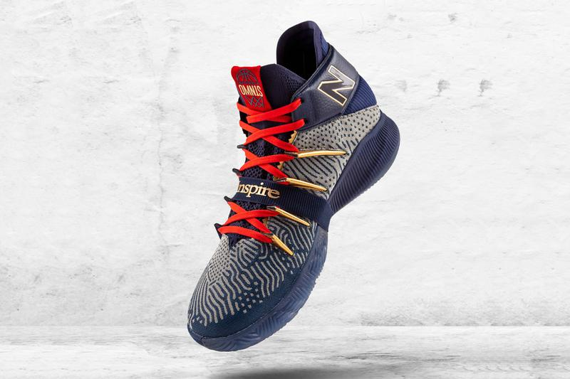 kawhi leonard new balance inspire the dream collection omn1s 997s 850 574 blue red grey release date info photos price