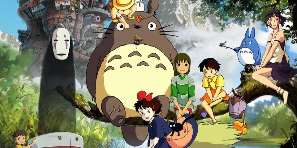 Two Studio Ghibli Soundtracks Coming To Vinyl Hypebeast