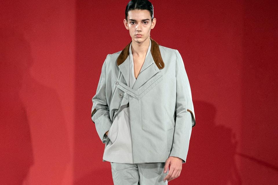 Kiko Kostadinov Delivers Sleek, Restrained FW20 Collection