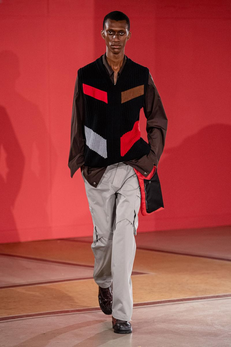 Kiko Kostadinov Fall/Winter 2020 Runway Collection menswear fw20 paris fashion week pfw