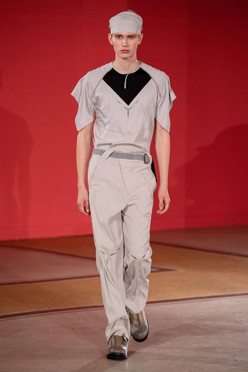 Kiko Kostadinov Fall/Winter 2020 Runway Collection menswear fw20 paris fashion week pfw