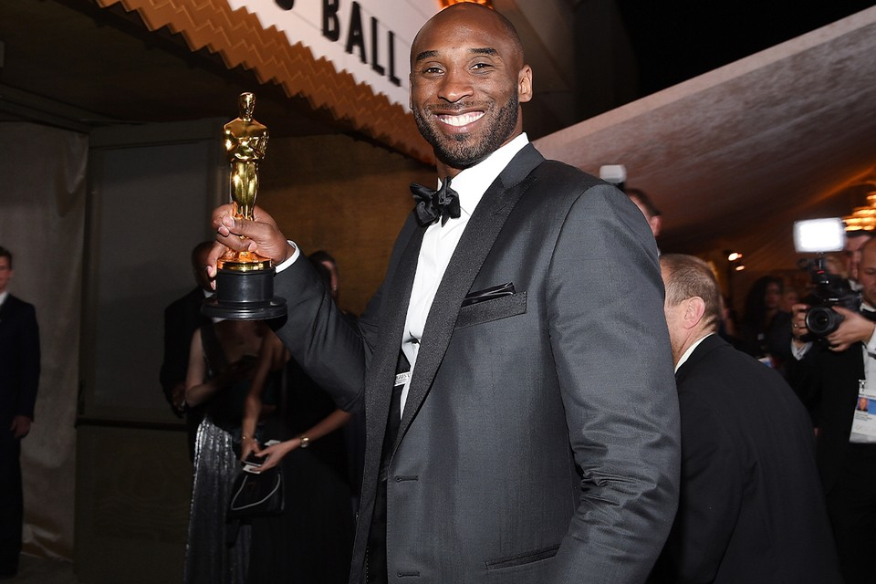 Watch Kobe Bryant's Oscar-Winning Short Film 'Dear Basketball'