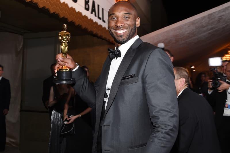 Kobe Bryant Dear Basketball Short Film Stream oscars los angeles lakers nba granity studios