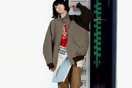 kolor FW20 Yields Busy, Layered Patchwork Garments