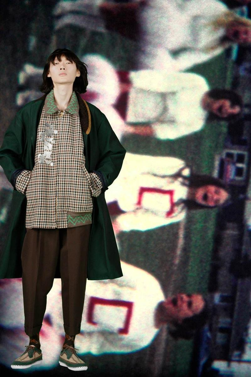 kolor Fall/Winter 2020 Collection Lookbook japan fw20 junichi abe menswear