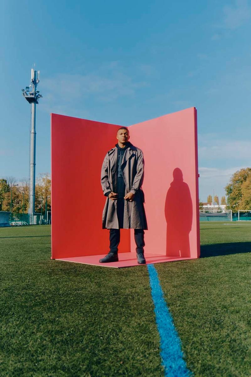 Kylian Mbappé bondy paris france fifa world cup soccer football suburb