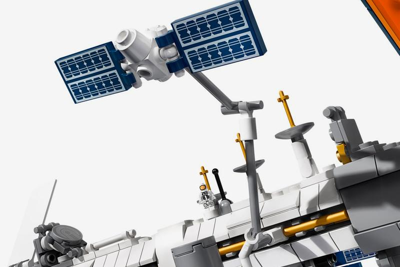 LEGO International Space Station Kit Release Info Buy Price Ideas Pieces Difficulty NASA