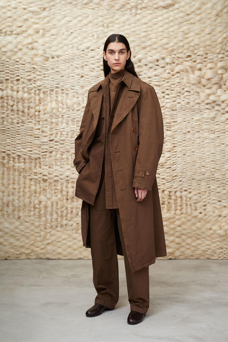 Lemaire Fall/Winter 2020 Collection Lookbook Paris Fashion Week pfw fw20 christophe menswear