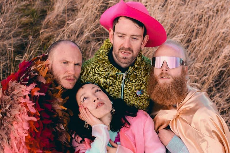 "Little Dragon Announce New Album, Share ""Hold On"" Single stream listen now swedish band synth pop Erik Bodin, Yukimi Nagano, Fredrik Wallin, Håkan Wirenstrand"