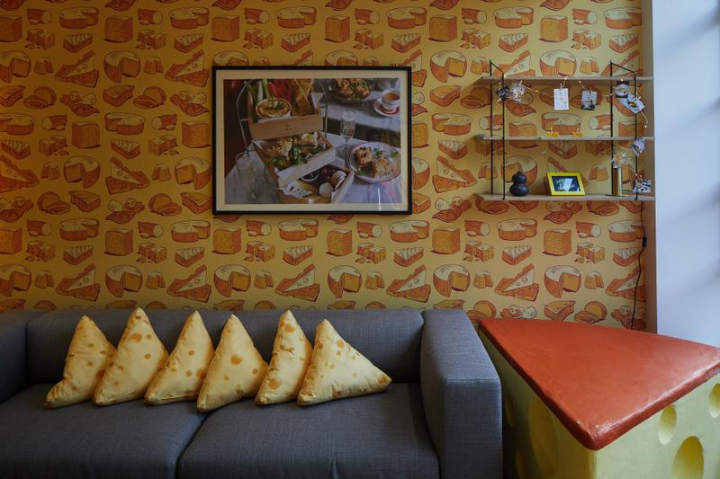 London Opens Its First Cheese-Themed Hotel travel living uk united kingdom