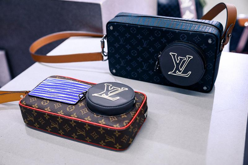 Louis Vuitton Fall/Winter 2020 Collection Closer Look virgil abloh fw20 paris fashion week pfw re see back stage shoes clothing accessories bags