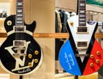 Louis Vuitton Launches Custom Gibson Guitars for Nashville Store Reopening