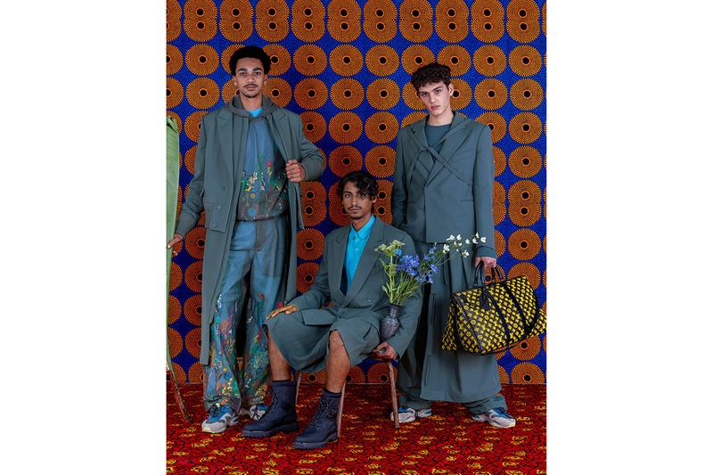 Louis Vuitton Spring/Summer 2020 Campaign Chapter 2 Leonce Raphael Agbodjélou ss20 menswear louis vuitton benin photographer collection