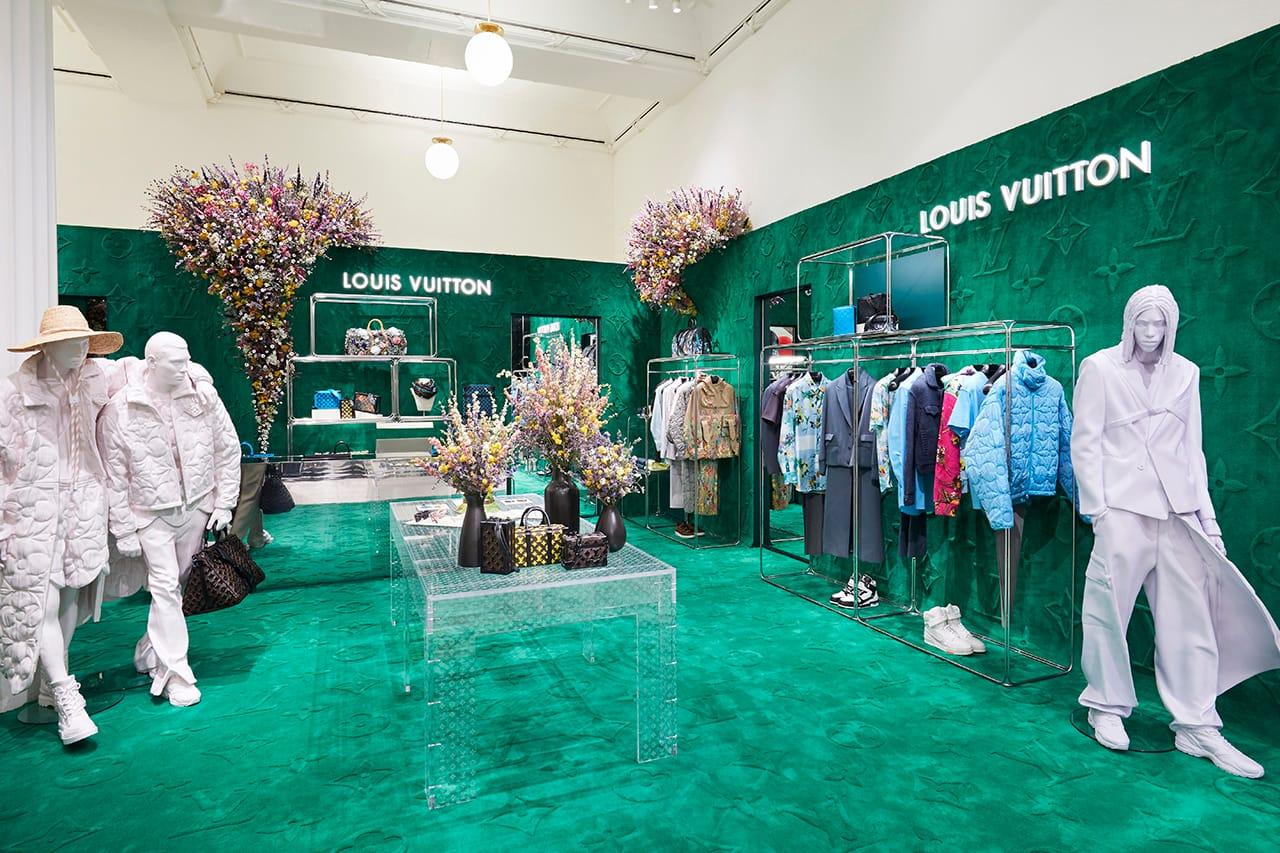 Louis Vuitton Announces SS20 Pop-Up at