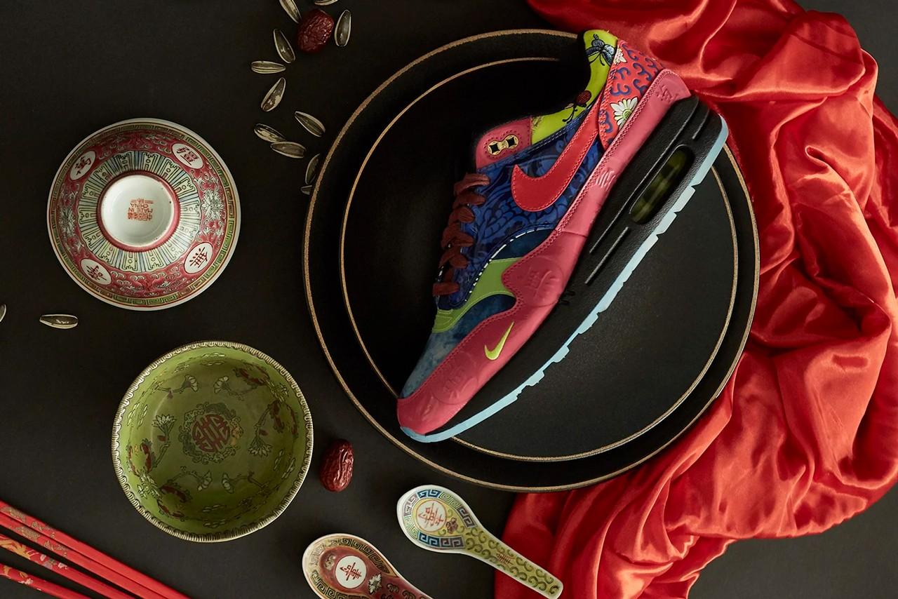 Lunar New Year of the Rat 2020 Themed Collections marc jacobs off-white gucci panerai maharishi vans starbucks bape a bathing ape nike air max 1 burberry