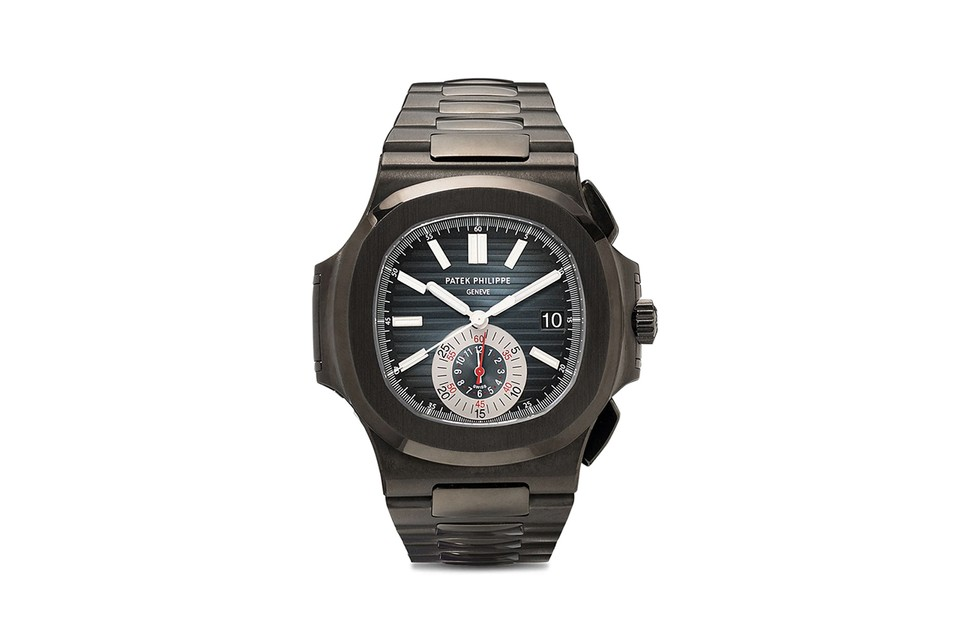 MAD Paris Crafts Trio of Stealthy Patek Philippe Nautilus Watches