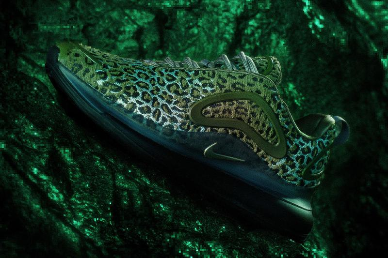maharishi nike air max 720 by you leopard camo camouflage bq7699 991 release date info photos price