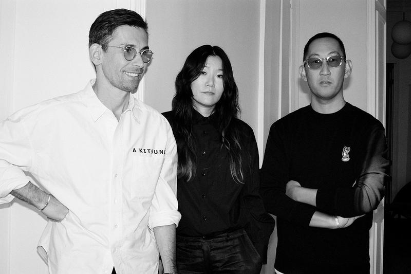 Creative Director Yuni Ahn Leaves Maison Kitsuné departing paris fashion week menswear womenswear ready to wear replacement