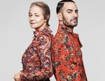 """Marc Jacobs & Charlotte Rampling Star in Givenchy's """"Couple"""" SS20 Campaign"""