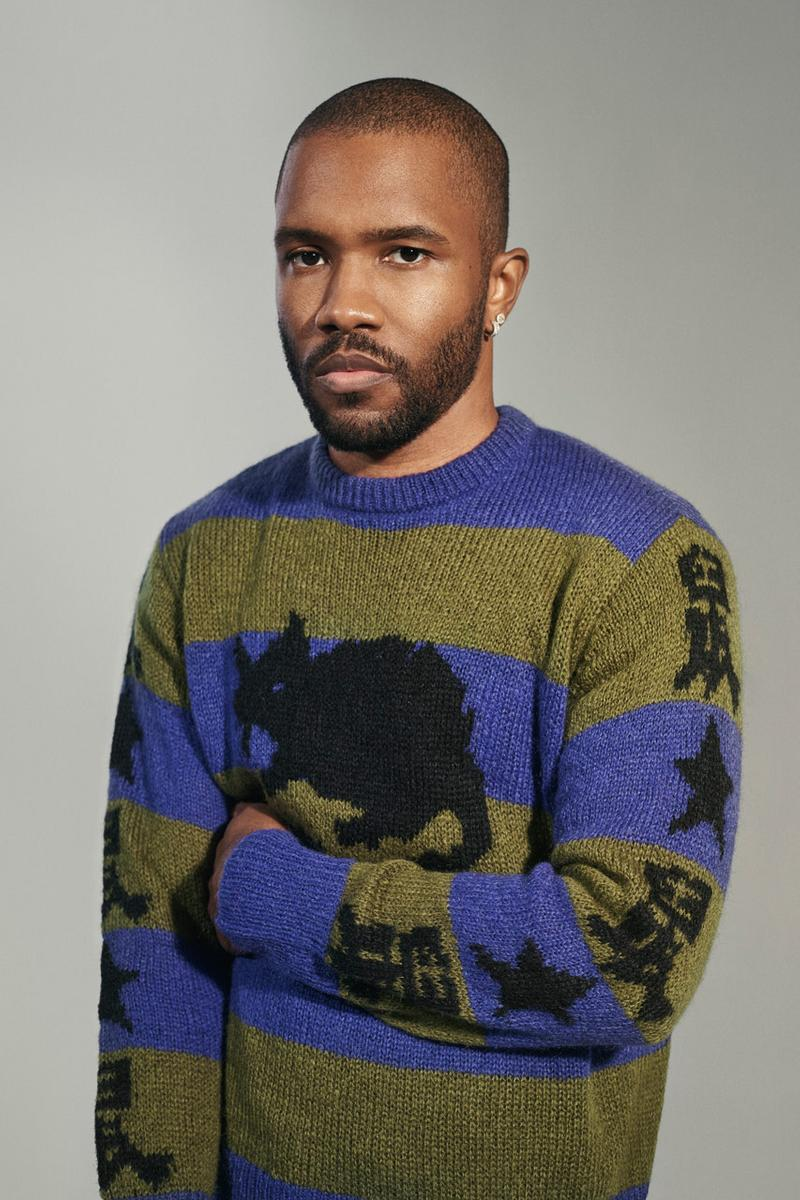 marc jacobs stray rats collaboration frank ocean julian consuegra campaign lookbook images alison boregard nathalie nguyen