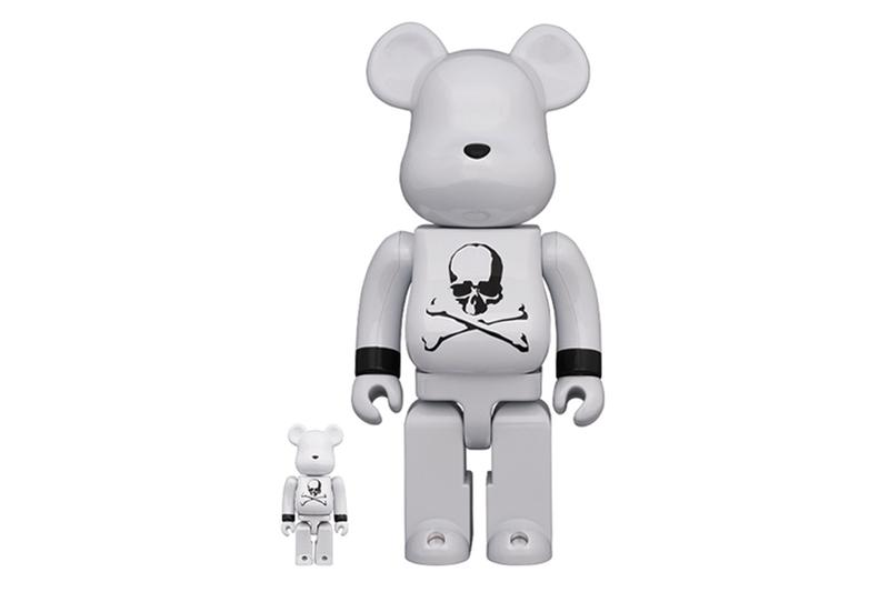 Mastermind JAPAN x Medicom Toy BE@RBRICK release info price details  toy figurine collectibles