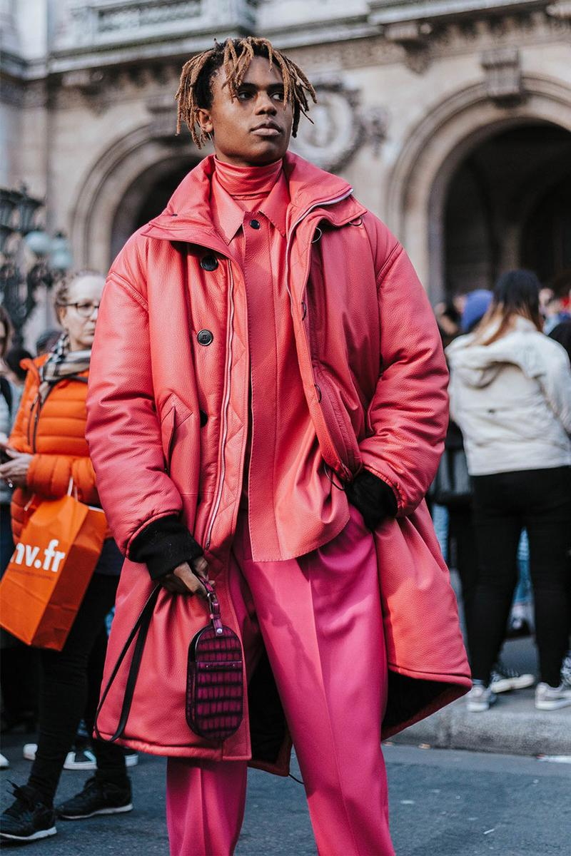look of the week outfit mens style inspiration winter 2020