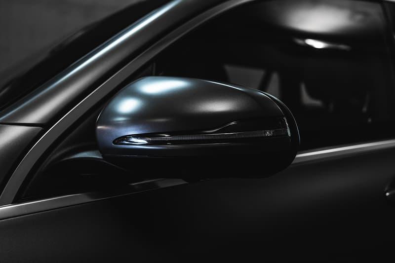 Mercedes-Benz EQC 400 4MATIC Closer Look EV Electric Cars German Automotive Luxury SUV 408 BHP 562 lb-ft of torque 200 Mile Range