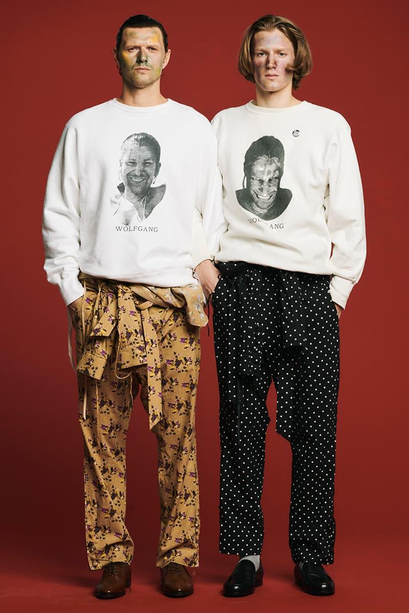 Midorikawa Spring Summer 2020 Collection Lookbook Release Info Date shin murayama Twoness NY Taku Aphex Twin Wolfgang