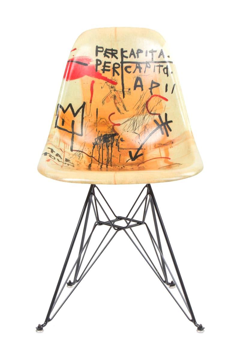 Modernica Paris Exhibition legacy store paris fashion week men's bape a bathing ape Takashi Murakami Jean-Michel Basquiat Keith Haring Futura