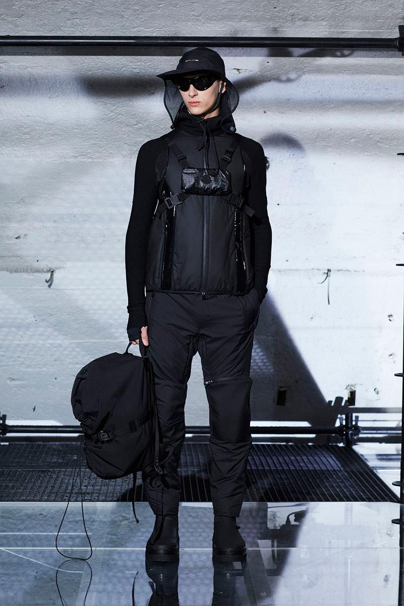 Moncler Genius Unveils Matthew Williams Collection 1017 ALYX 9SM Project