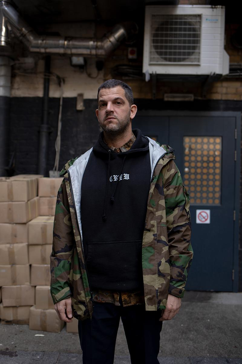 nabil elderkin streetsnaps interview kanye west director travis scott london frank ocean selfridges gully little simz Kim Jones Daniel Arsham Miguel Noomi Rapace Supreme maharishi Nike Air Max 90