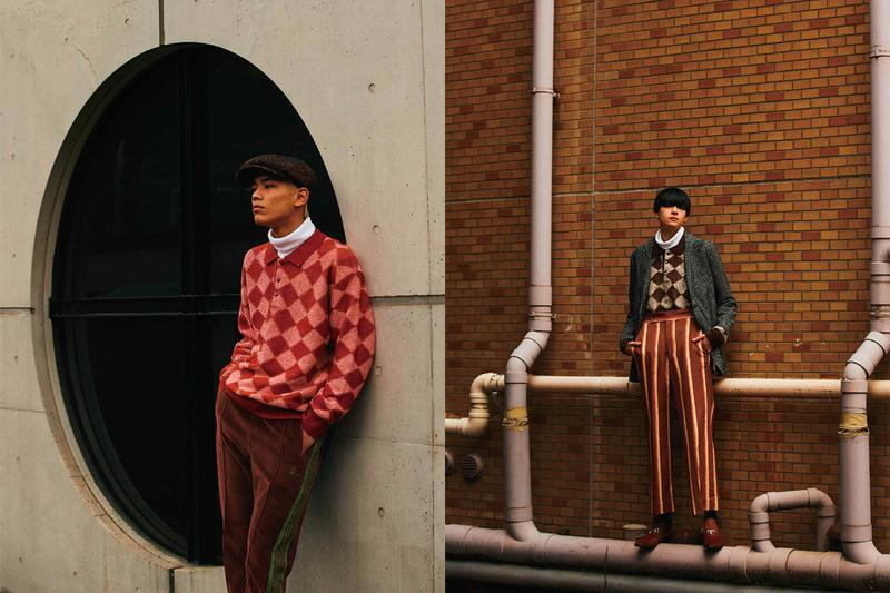 NEEDLES Fall/Winter 2020 Collection Lookbook nepenthes tokyo japan engineered garments nepenthes store fw20