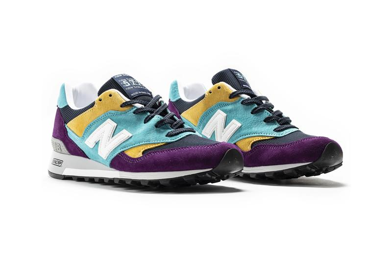 new balance 577 xld purple powder blue yellow black navy release date info photos price