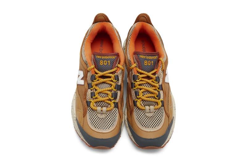 New Balance ML801NEC Trail Runner Sneaker Release 2020 Where to buy
