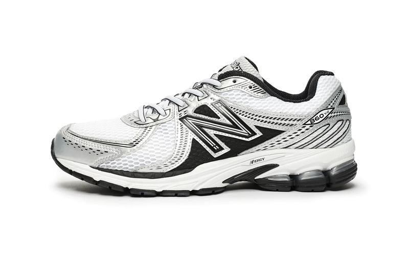 "New Balance 860 V2 ""Grey/Yellow"" ""Silver/Black"" Release Information Cop Online Sneaker Drop Date Sneakersnstuff NB Classic OG Dad Shoes Chunky Running Volt Mesh 3M"