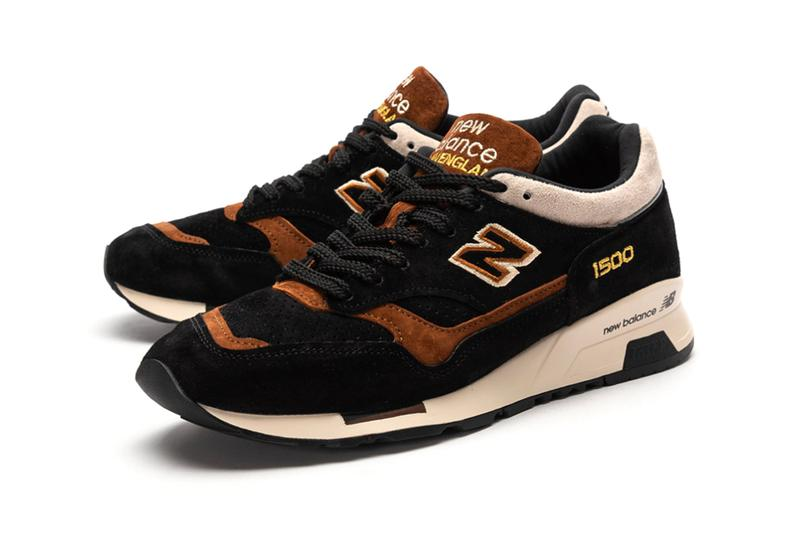 New Balance M1500 Year of the Rat chinese new year made in england hand crafted sneakers shoes footwear kicks trainers runners pigskin suede yor fall winter 2020 M1500YOR