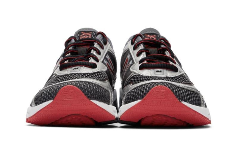 "New Balance X-Racer ""Black/Silver"" Release Information Closer Look SSENSE Footwear Sneaker Drop Retro Runner X-90 M1200 RC205 1400 ABZORB M1000"