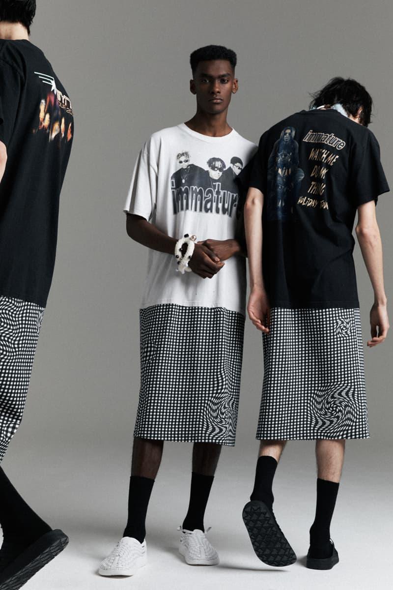 nicomede talavera not applicable brotherhood boyband tshirt collection tee shirt capsule