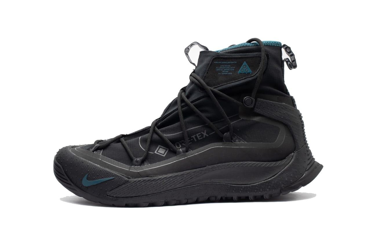 Nike ACG Air Terra Antarktik Release