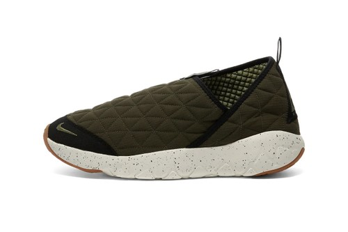 """Nike Mixes Comfort & Function With ACG Moc 3.0 in """"Cargo Khaki/Oil Green"""""""