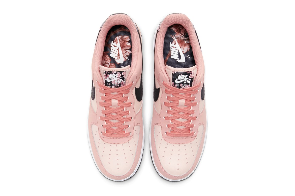 Nike Air Force 1 07 Pink Quartz Galactic Jade Hypebeast Crafted with double the swoosh and twice the overlays across the eyestays. nike air force 1 07 pink quartz