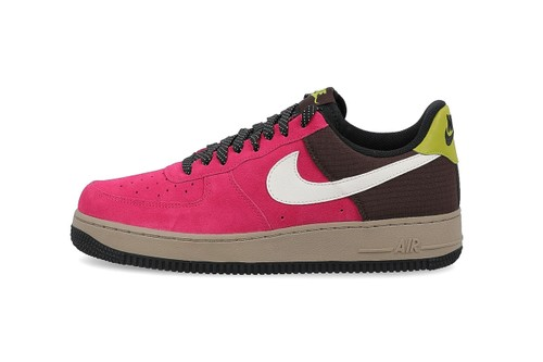 """Nike's Air Force 1 '07 LV8 Gets Fresh """"Watermelon"""" Makeover"""