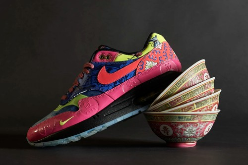 """A Detailed Look: Nike Air Max 1 Premium """"Chinese New Year"""""""