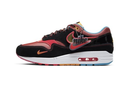 Nike Debuts Air Max 1 in New York Chinatown-Inspired Colorway