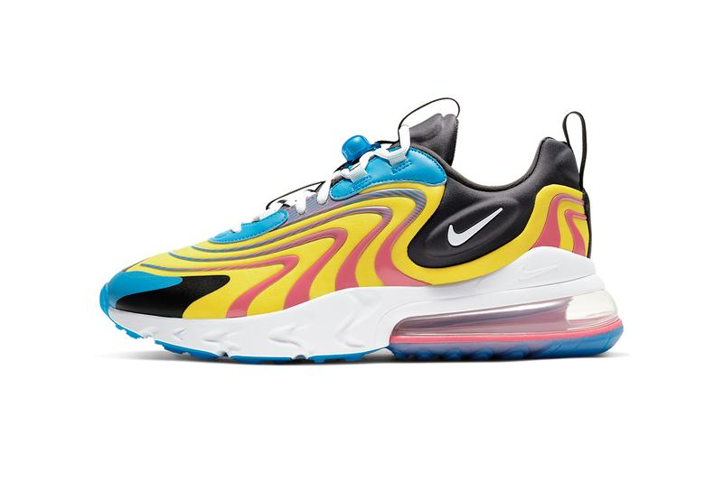 Nike Air Max 270 React Eng Release Date Hypebeast