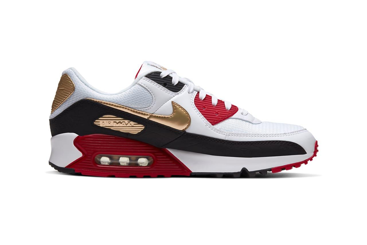 Nike Air Max 90 Chinese New Year